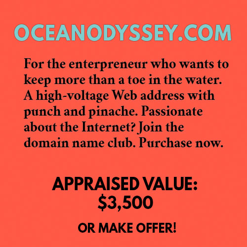OCEANODYSSEY.COM