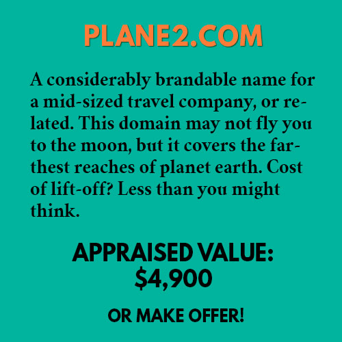 PLANE2.COM