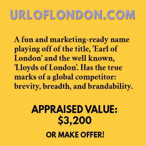 URLOFLONDON.COM