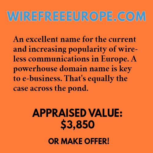 WIREFREEEUROPE.COM