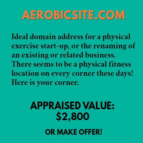 AEROBICSITE.COM