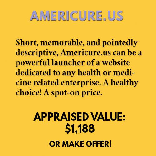 AMERICURE.US