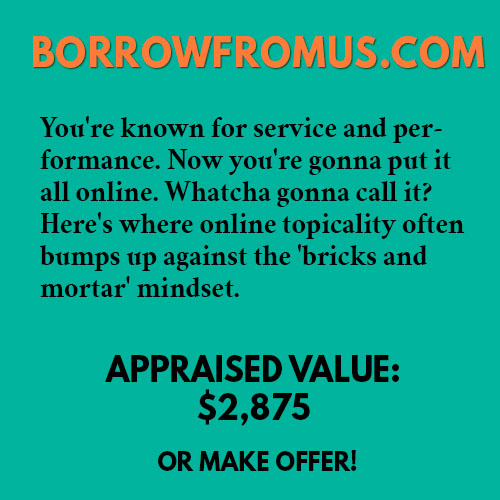 BORROWFROMUS.COM
