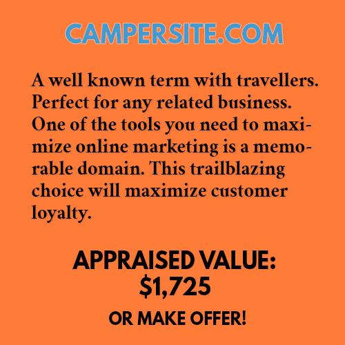 CAMPERSITE.COM