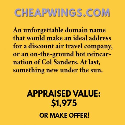 CHEAPWINGS.COM