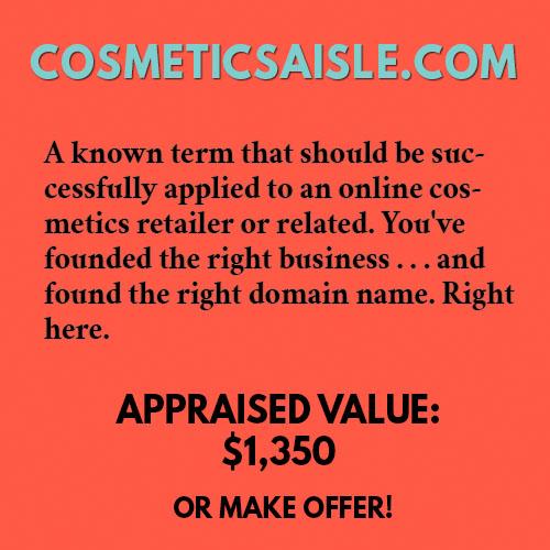 COSMETICSAISLE.COM