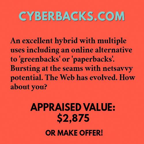 CYBERBACKS.COM