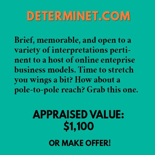 DETERMINET.COM