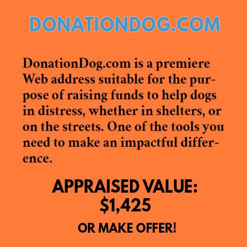 DONATIONDOG.COM