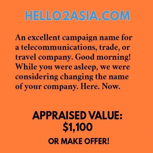 HELLO2ASIA.COM