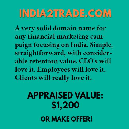 INDIA2TRADE.COM