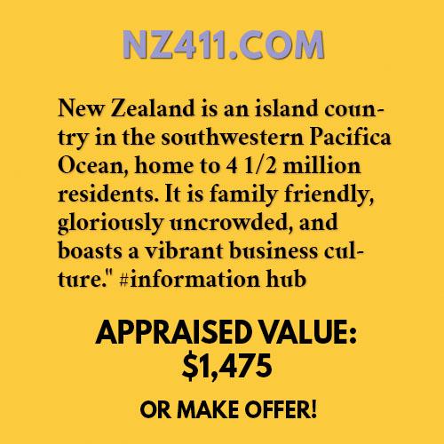 NZ411.COM