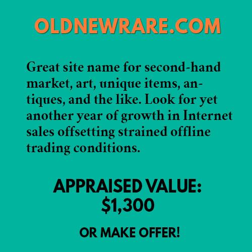 OLDNEWRARE.COM