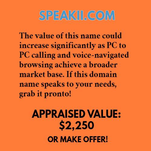 SPEAKII.COM