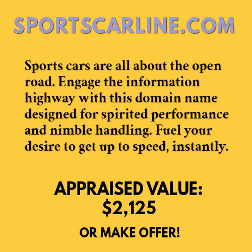 SPORTSCARLINE.COM