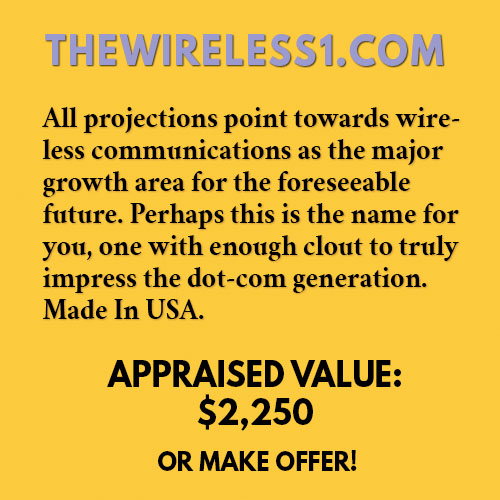 THEWIRELESS1.COM