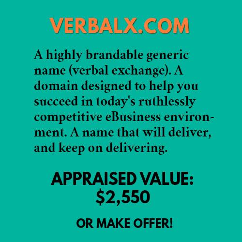 VERBALX.COM