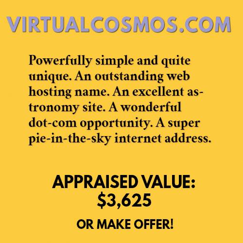 VIRTUALCOSMOS.COM