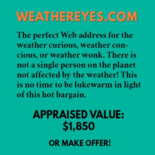 WEATHEREYES.COM