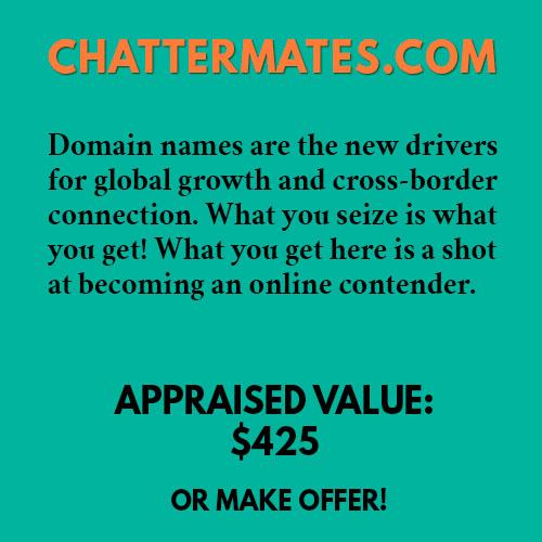CHATTERMATES.COM