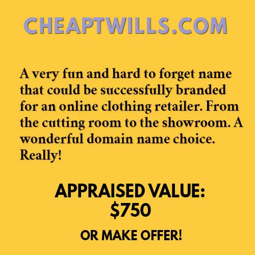 CHEAPTWILLS.COM
