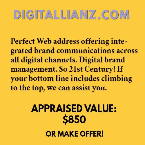 DIGITALLIANZ.COM