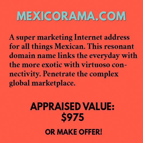MEXICORAMA.COM