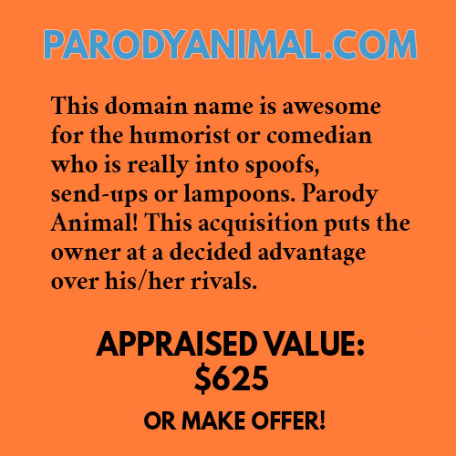 PARODYANIMAL.COM