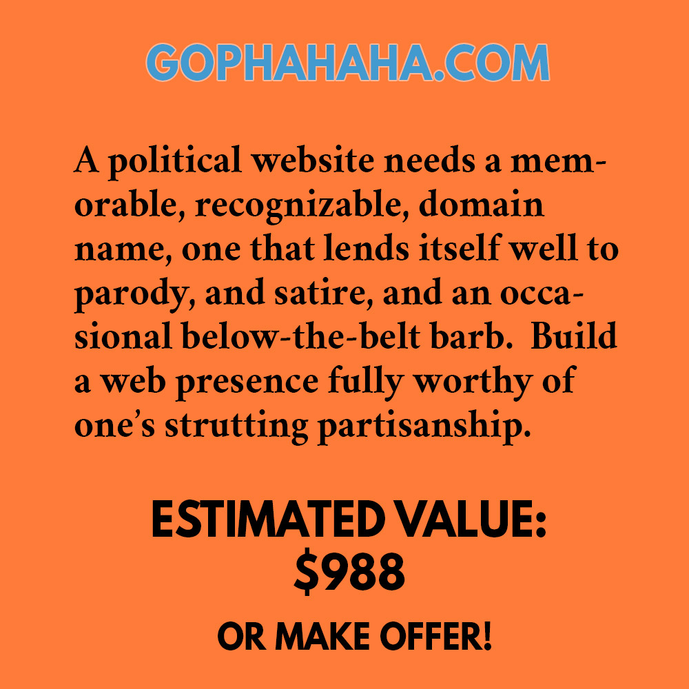 GOPHAHAHA.COM
