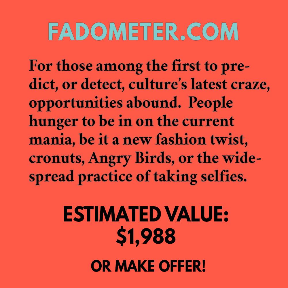 FADOMETER.COM