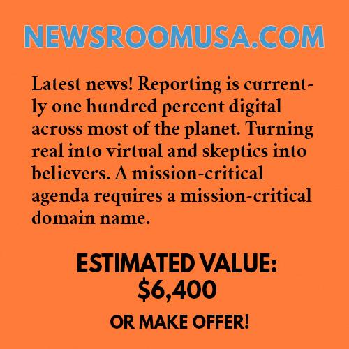 NEWSROOMUSA.COM