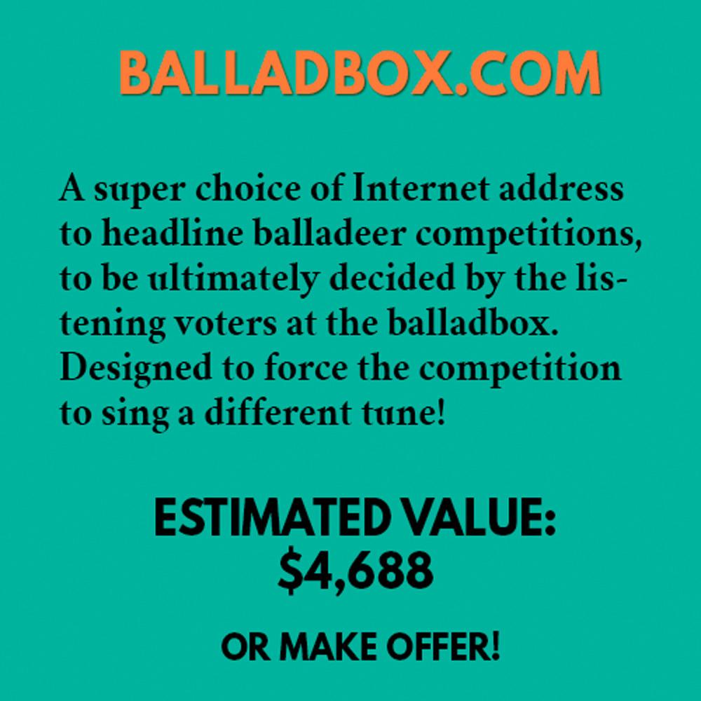 BALLADBOX.COM