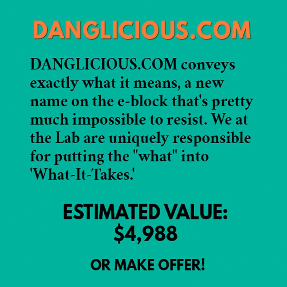 DANGLICIOUS.COM
