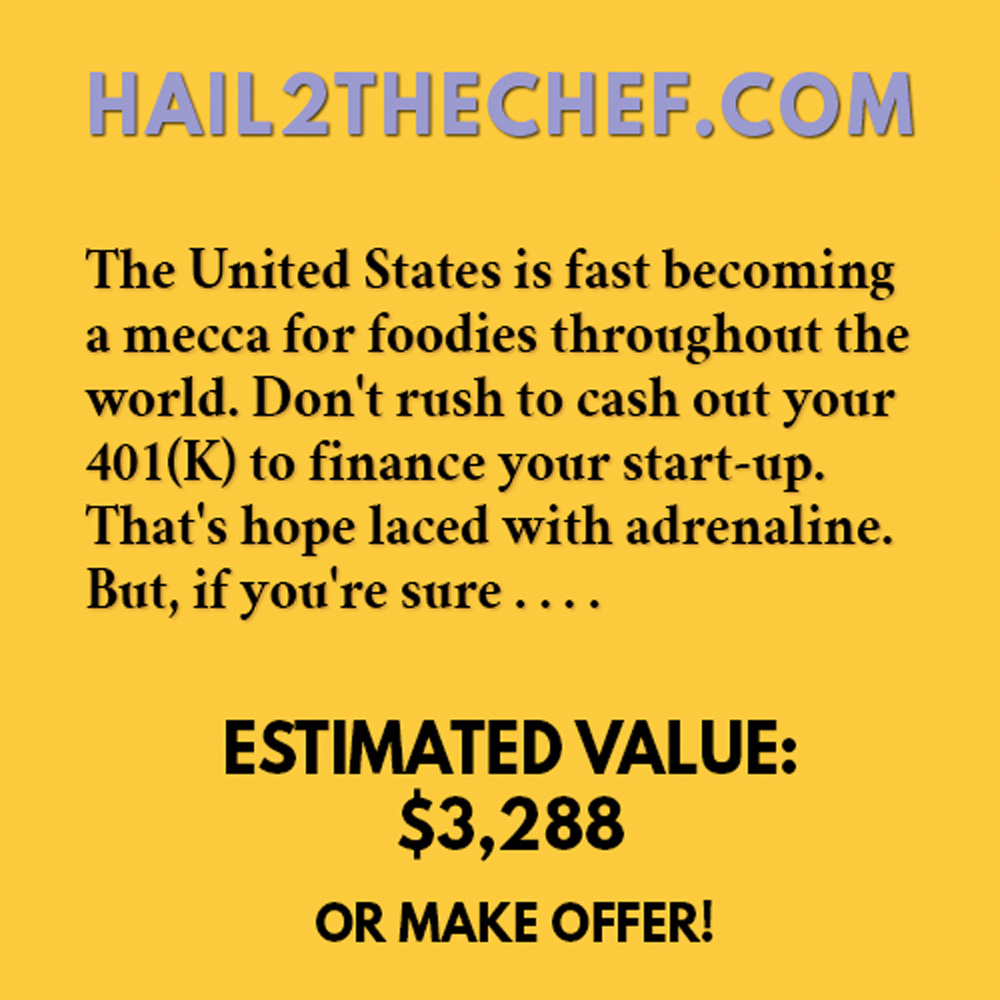 HAIL2THECHEF.COM