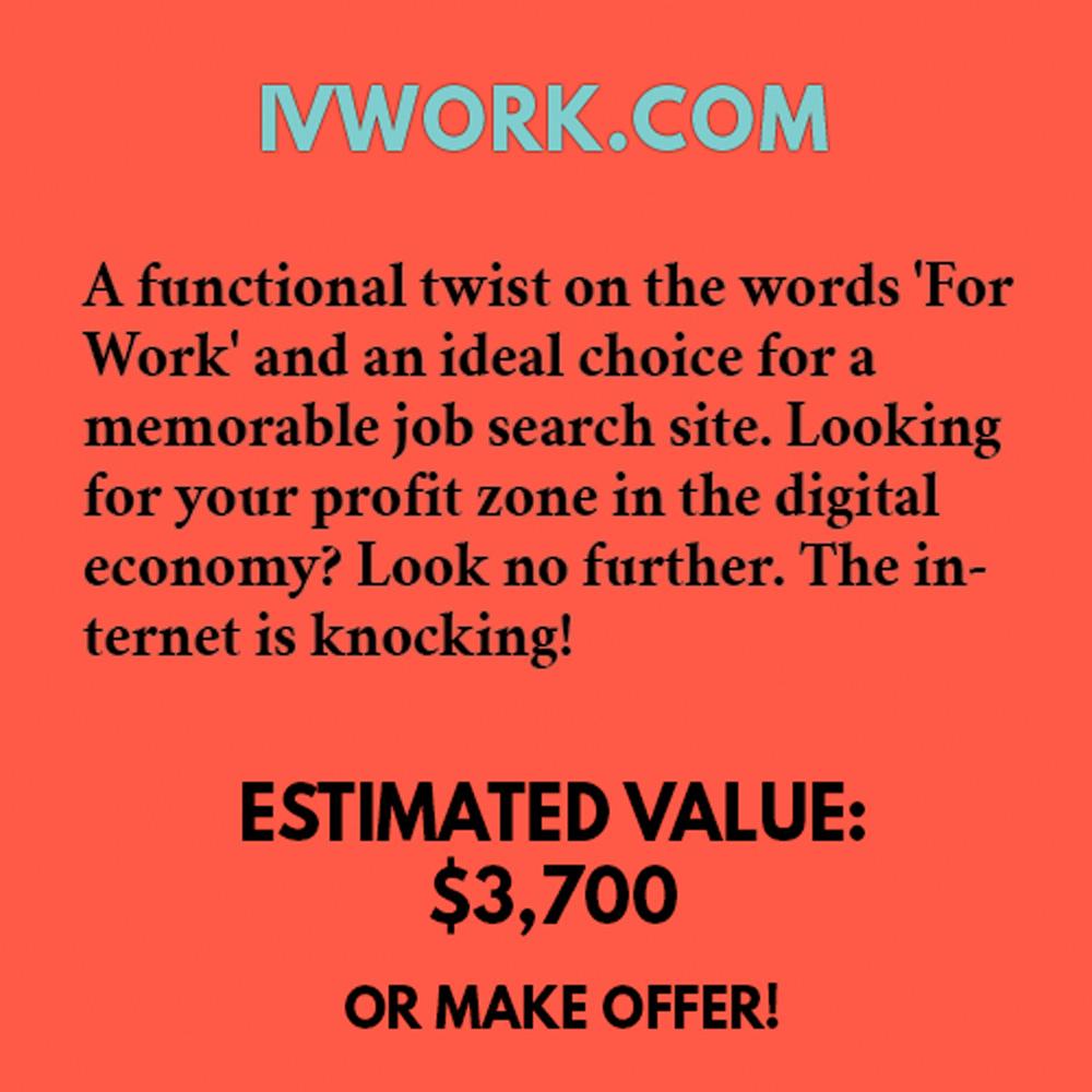 IVWORK.COM