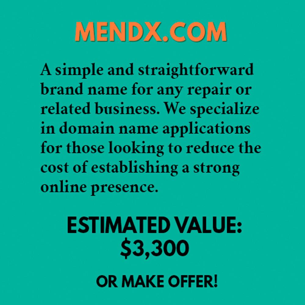 MENDX.COM