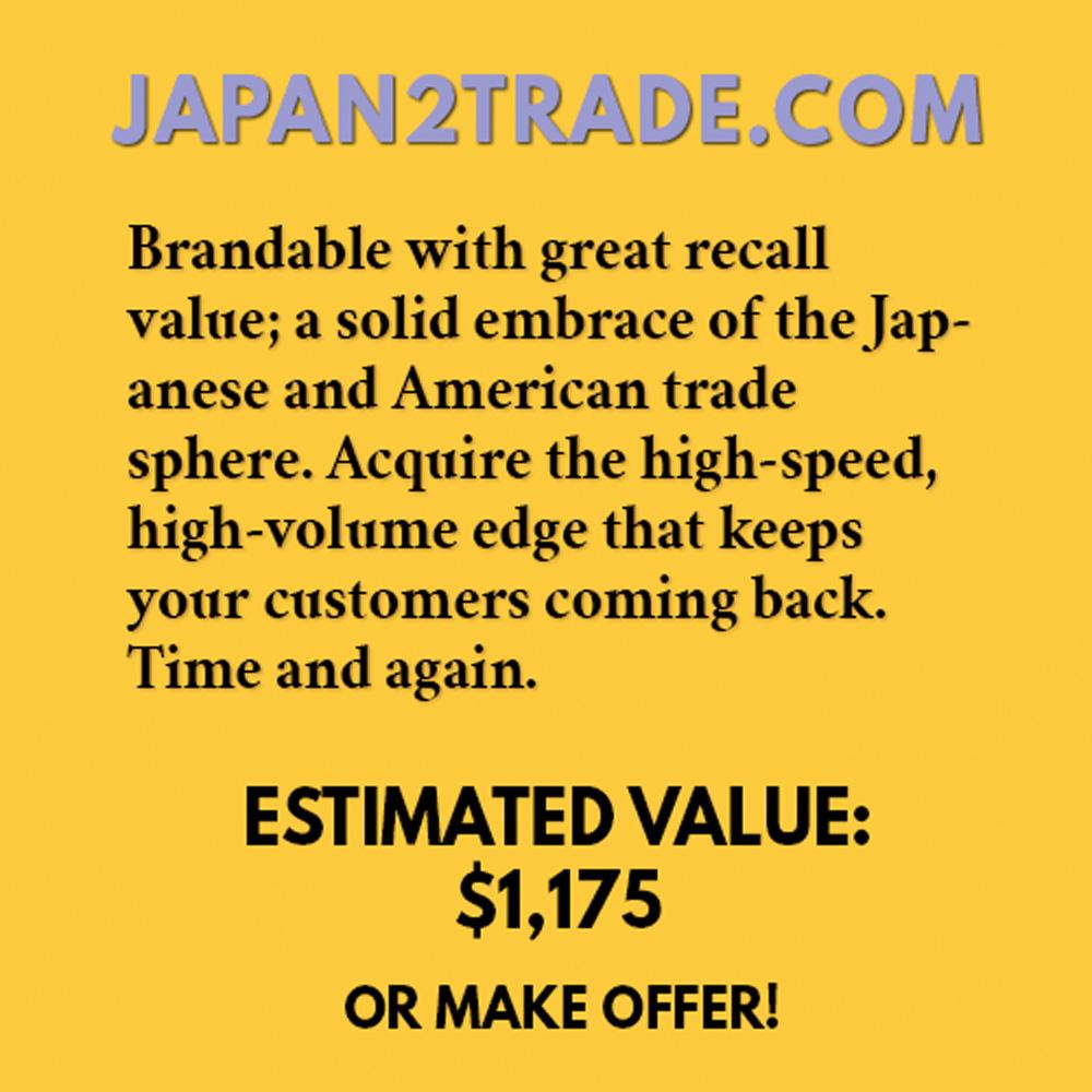 JAPAN2TRADE.COM