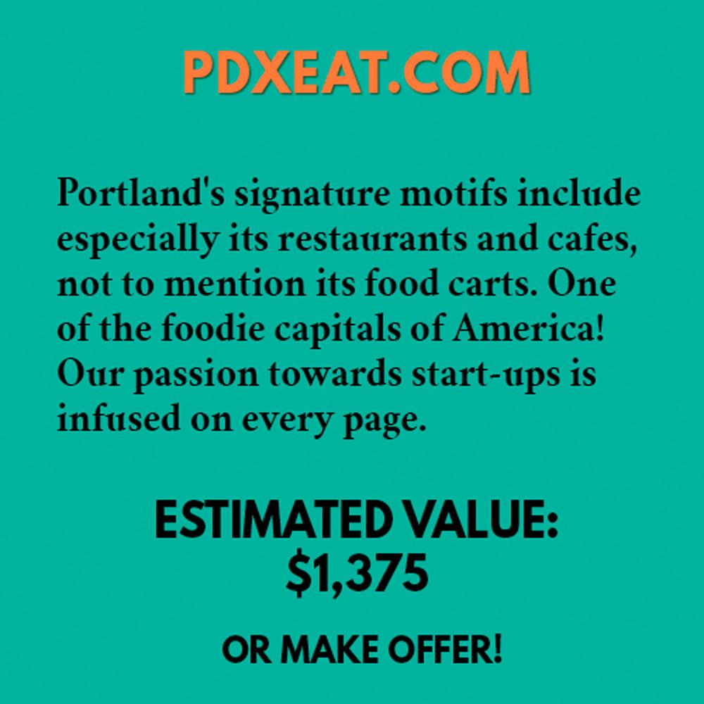 PDXEAT.COM
