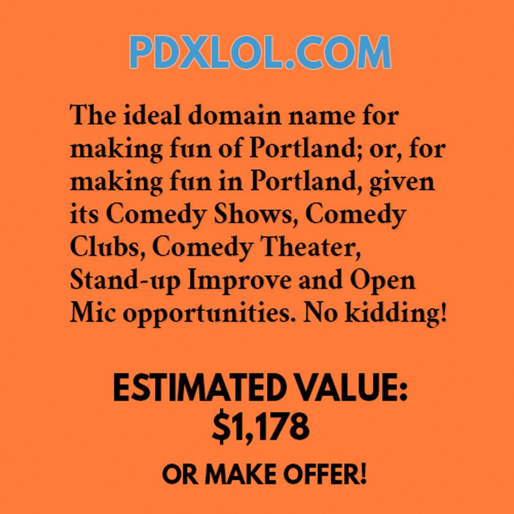 PDXLOL.COM