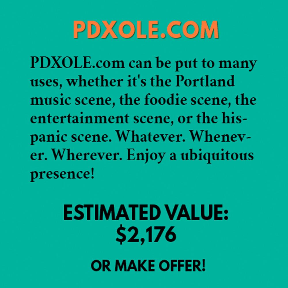 PDXOLE.COM