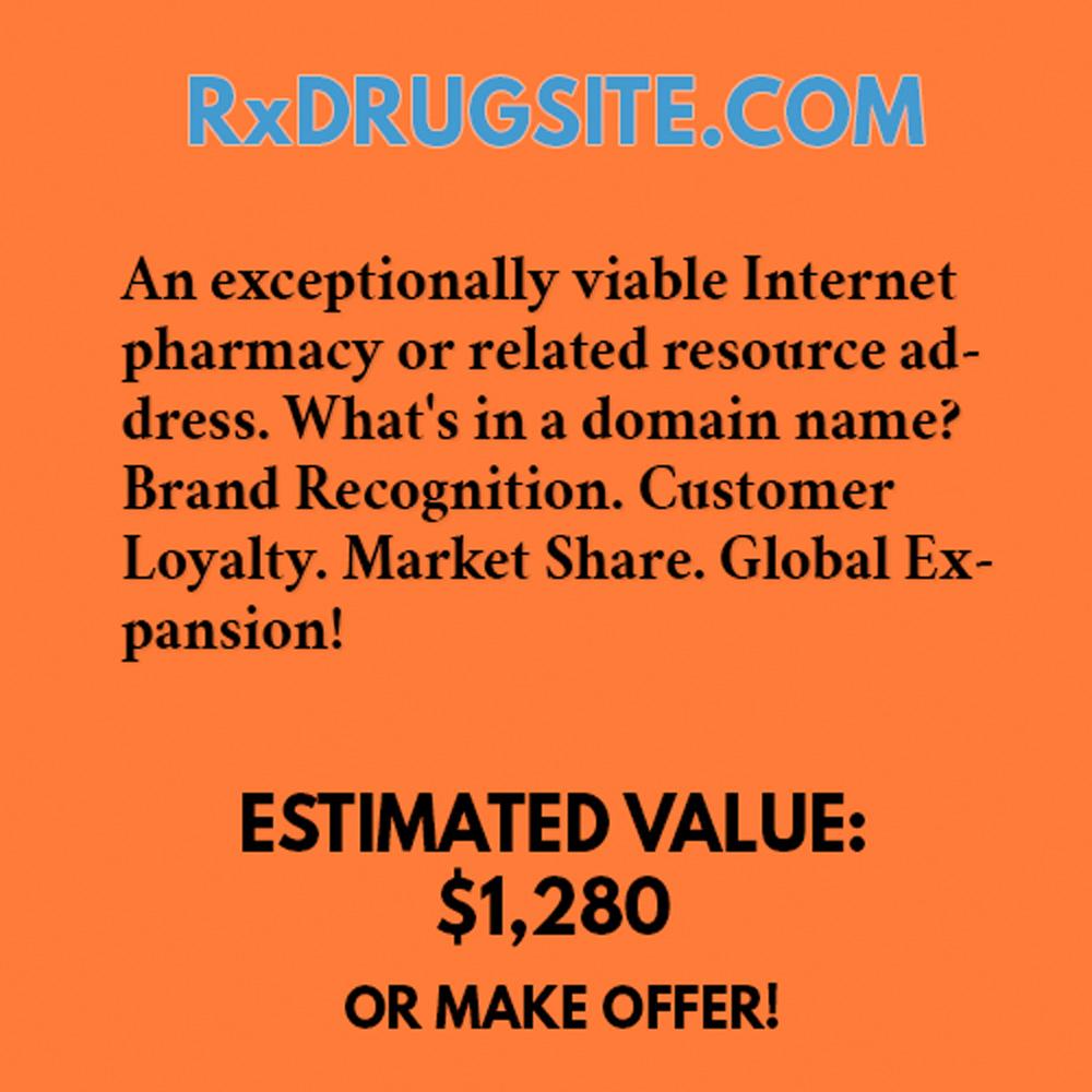 RxDRUGSITE.COM