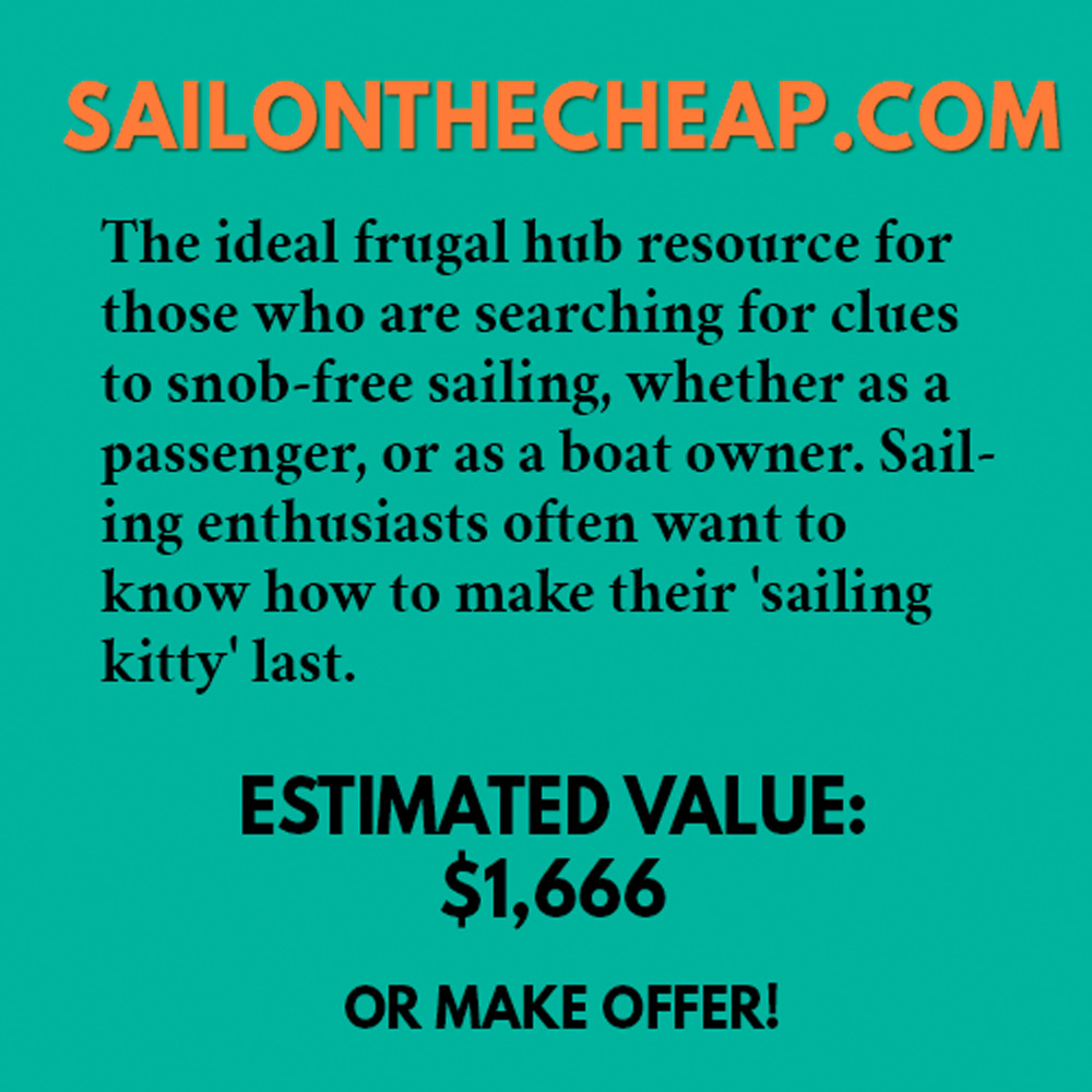 SAILONTHECHEAP.COM