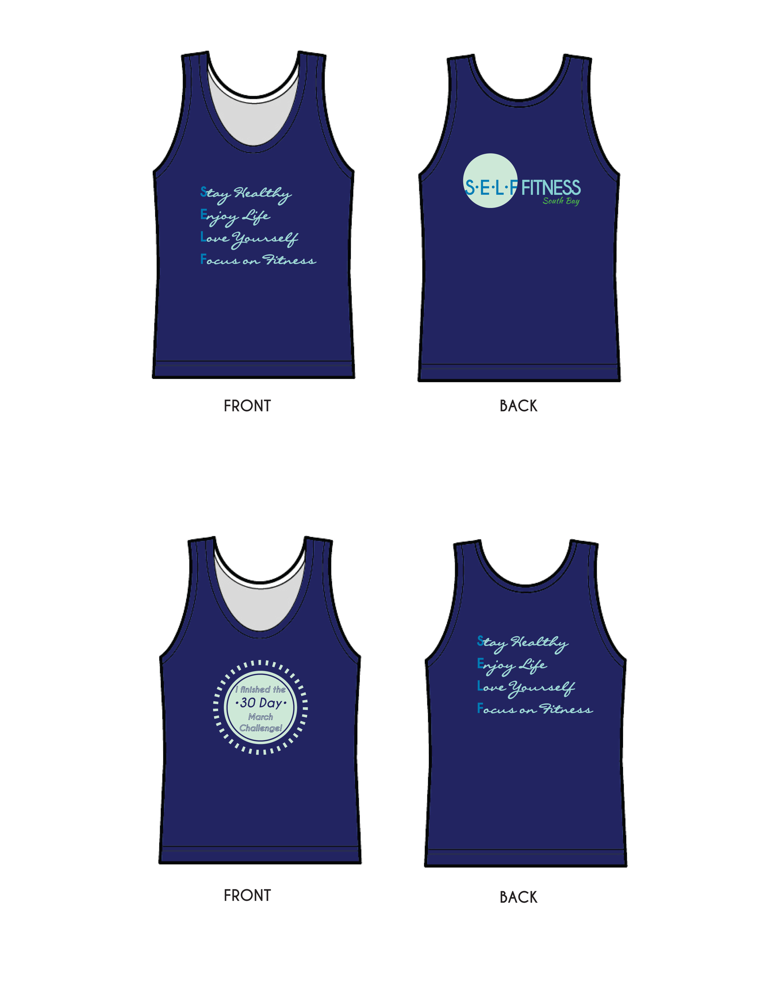 Workout Tanks