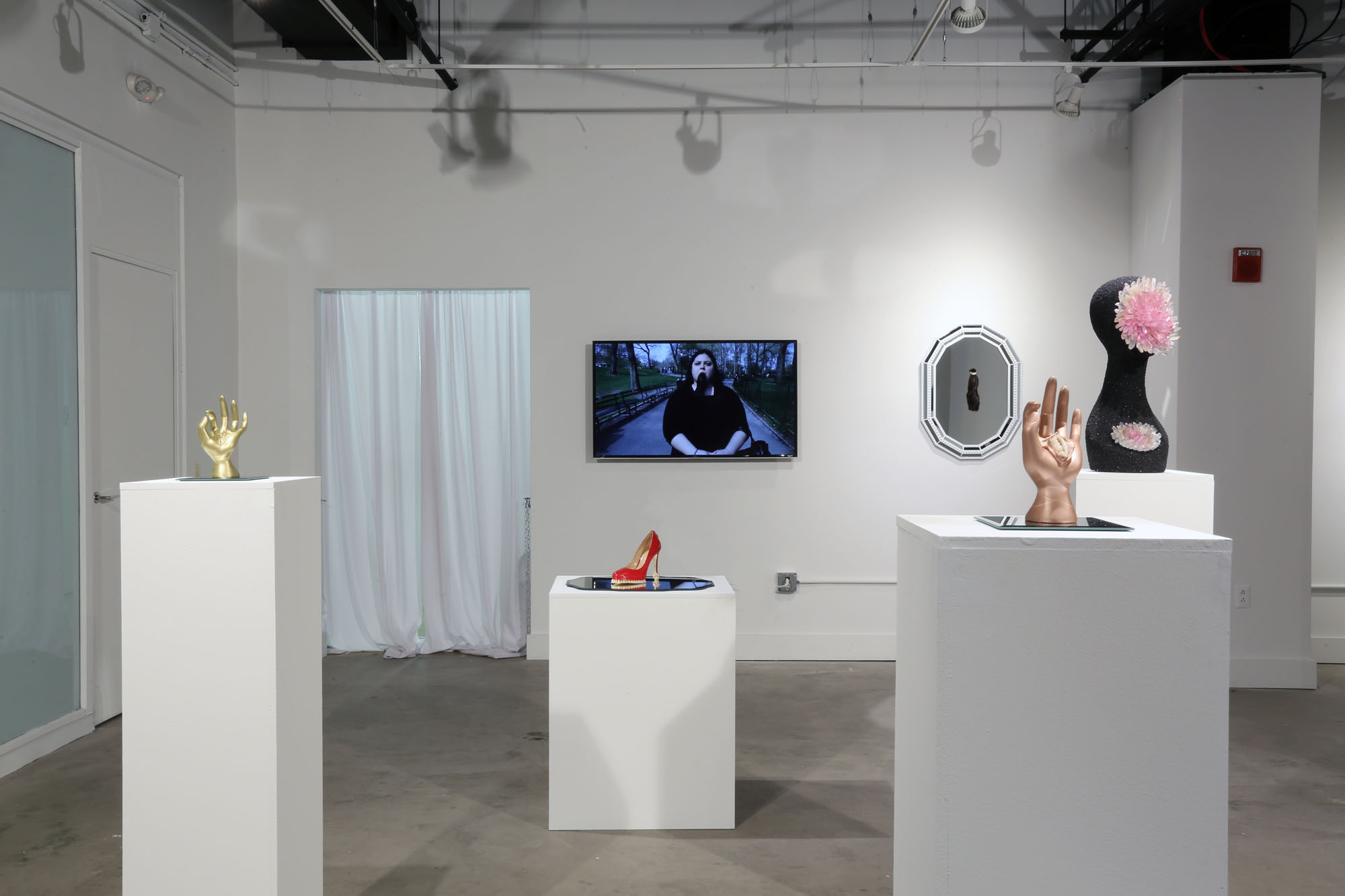 FEMINIST IN RESIDENCE EXHIBITION: CLAW