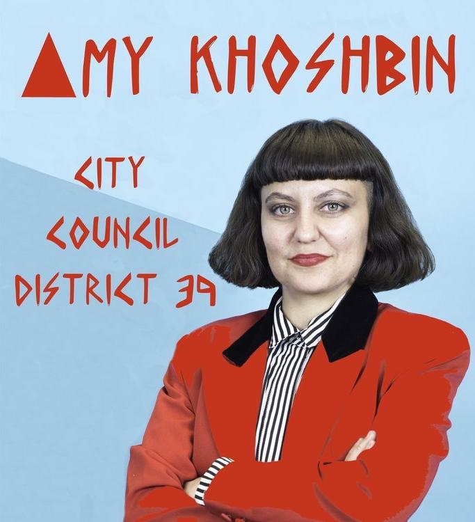 Amy Khoshbin