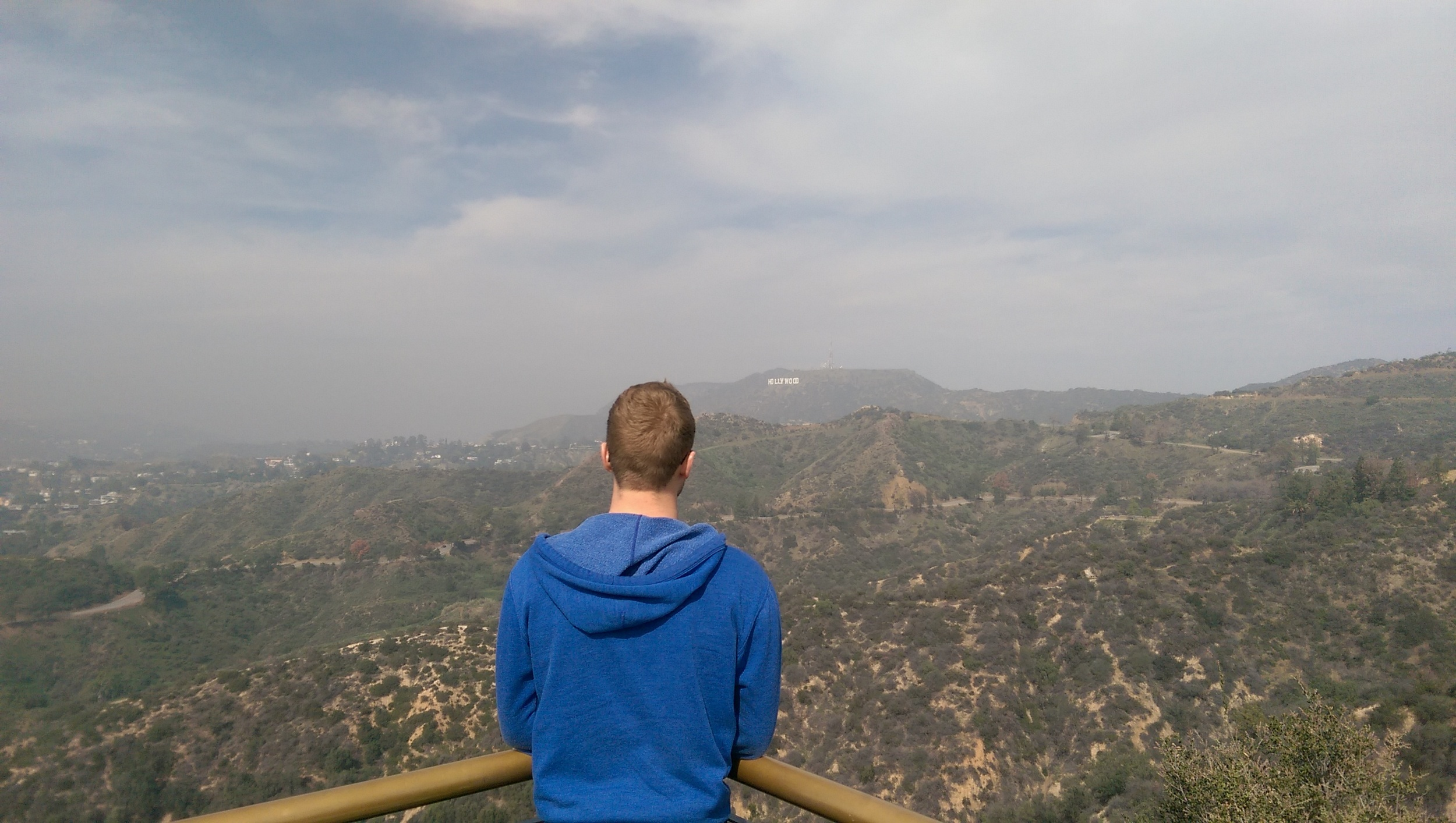 'In the Hollywood Hills and the Boulevards...'