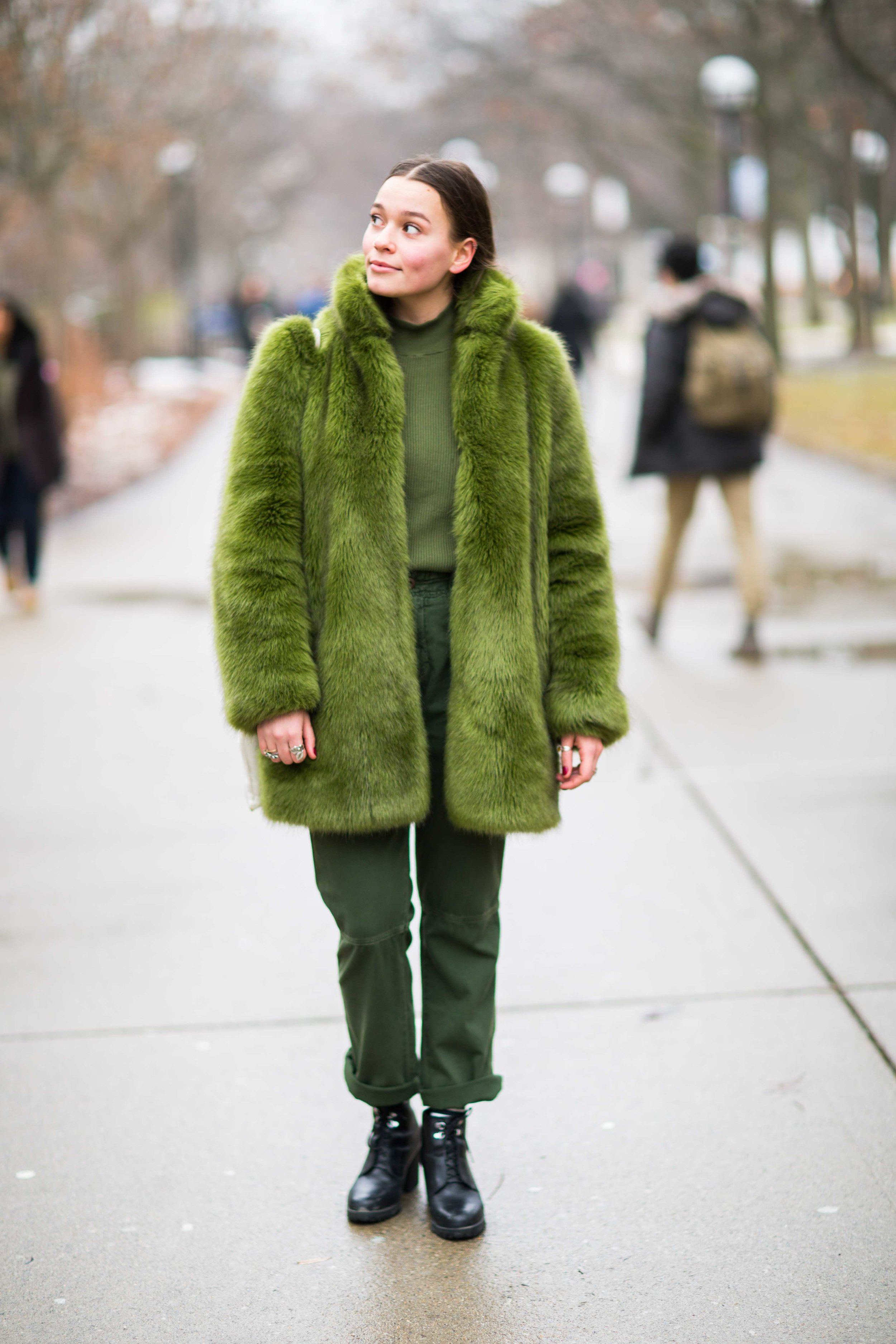 Week of January 26th - The best looks around Ann Arbor