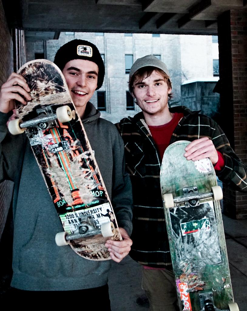Evan Maalouf & Daniel Kohler