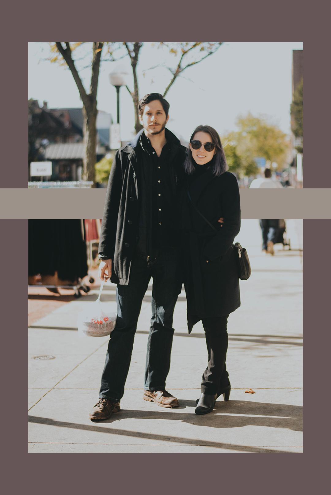 Alejandro Cortese and Tess