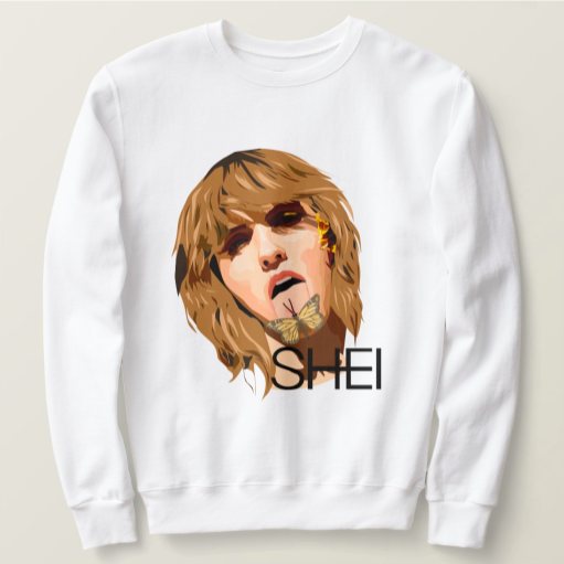 Flourish Freely Crewneck Sweatshirt